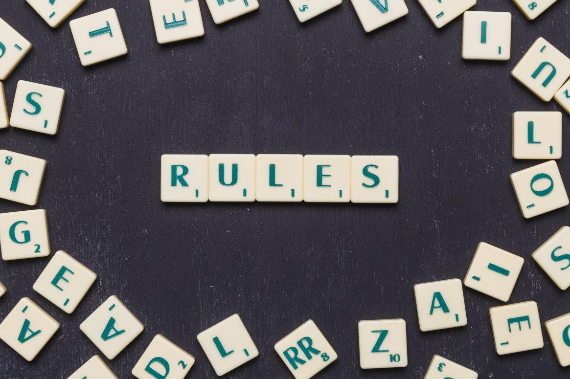 Regels procedures februari blog